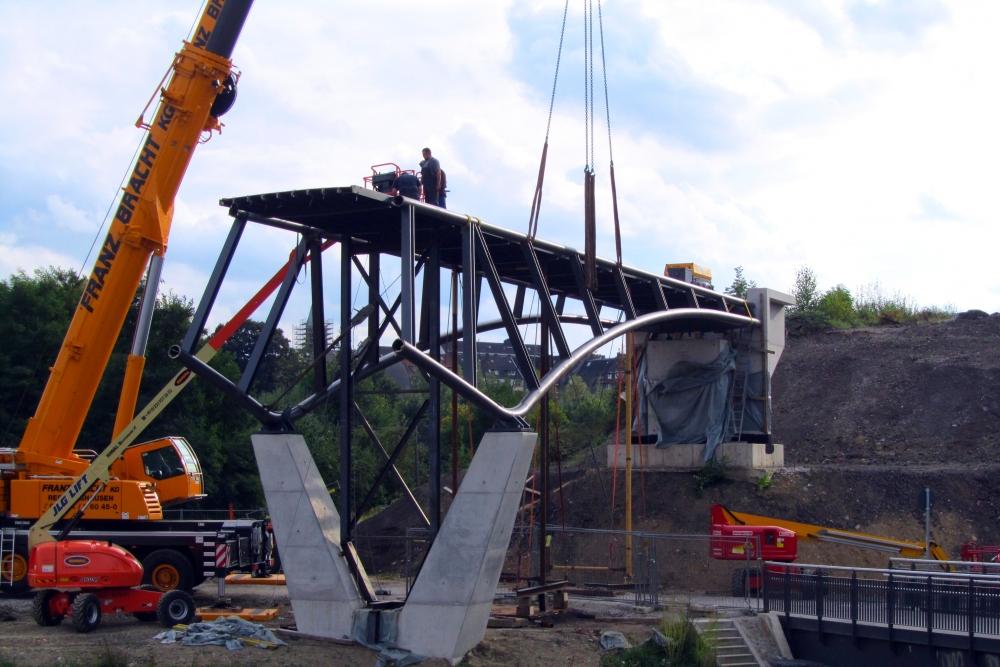 Br Ckenmontage Porta Westfalica In Dortmund