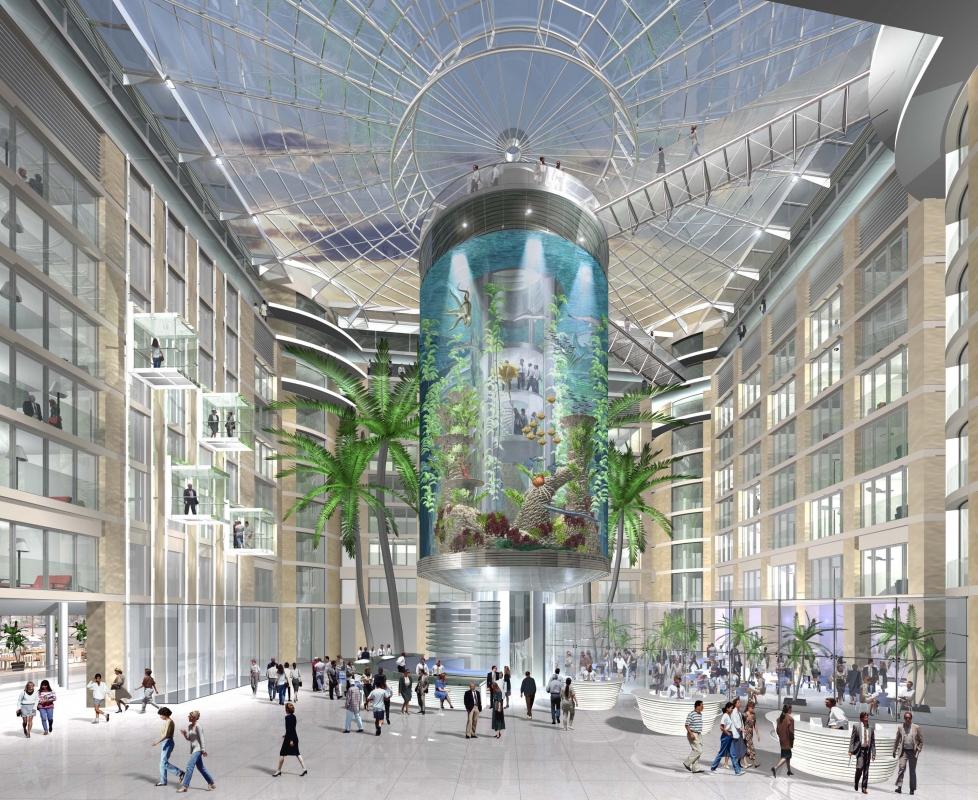 Domaquar e berlin tragwerksplanung ingenieurbau for Designhotel residenz 2000 berlin