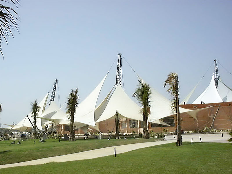 Sail Island Recreation Park Jeddah Saudi Arabia