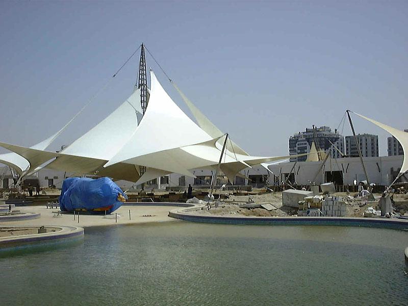 Sail Island Recreation Park, Jeddah, Saudi Arabia